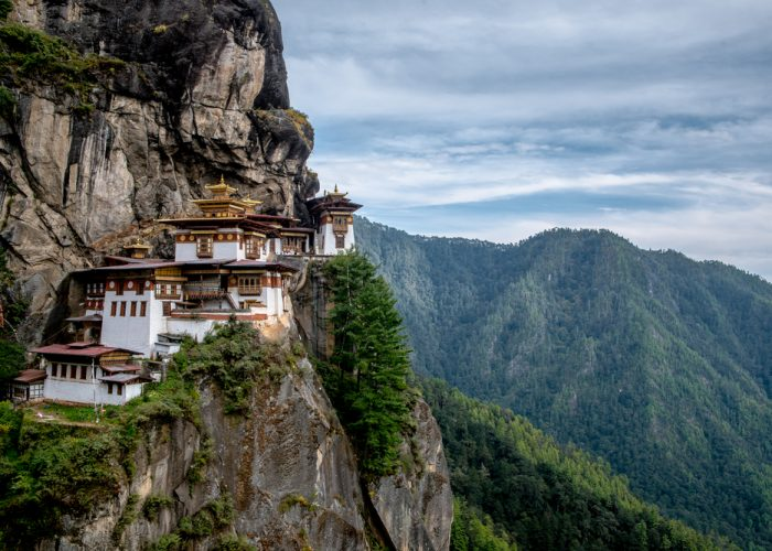 places to visit in 2017 Bhutan