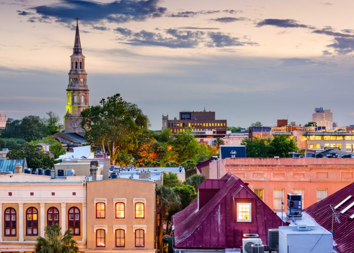 places to visit in the u.s. Charleston, South Carolina