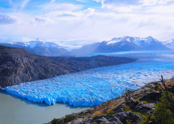 Lago Grey (Gray Glacier)