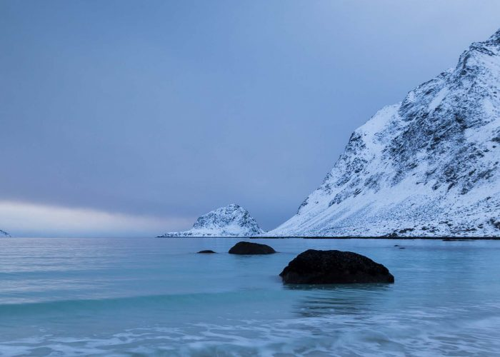 10 Beaches You Have to See in Winter
