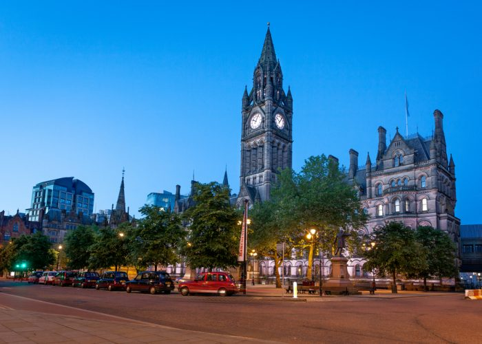 places to visit in 2017 Manchester, England