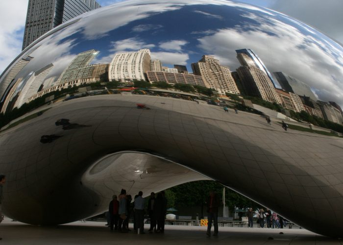 things to do in chicago millennium park