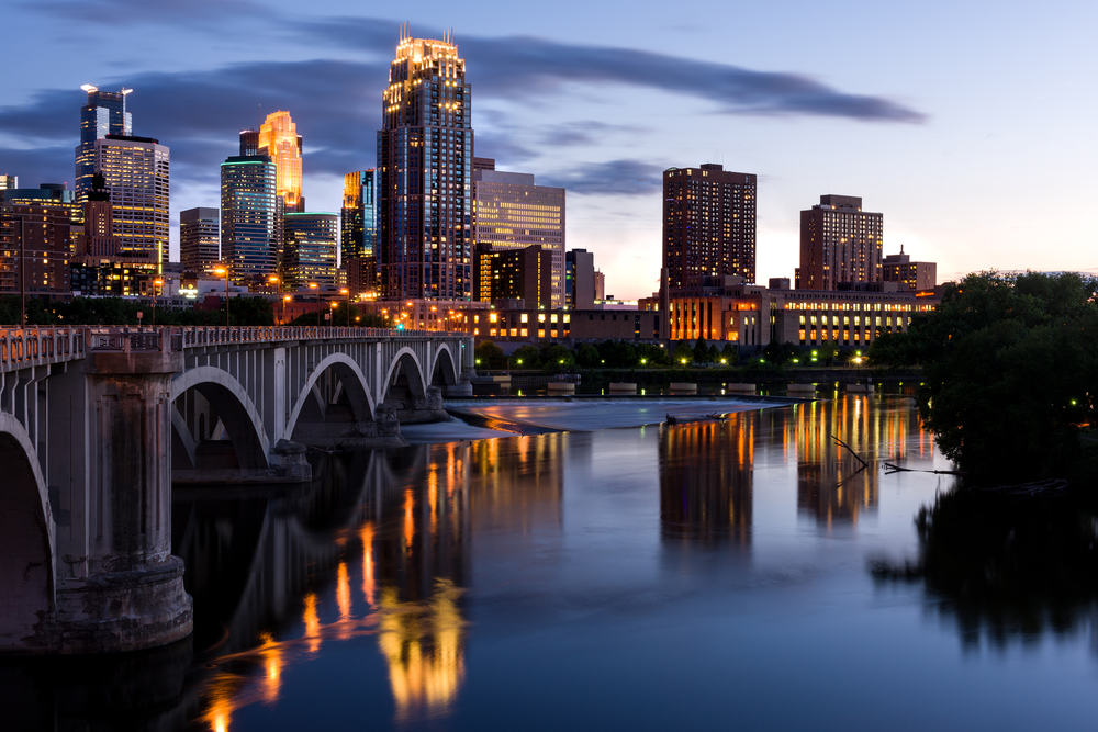 places to visit in 2017 Minneapolis, Minnesota