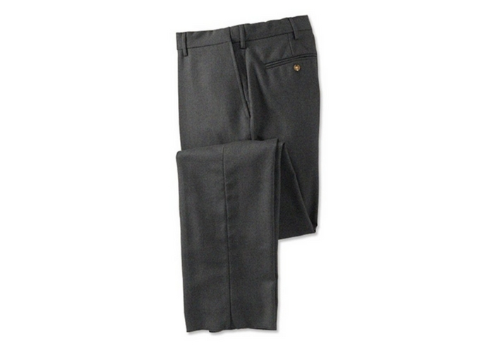 Eddie bauer flannel-lined pants