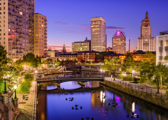 places to visit in the u.s. Providence, Rhode Island