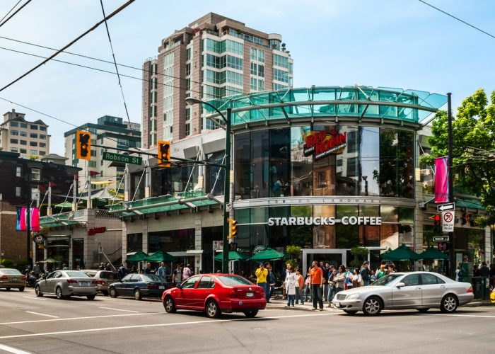 what to do in vancouver robson street