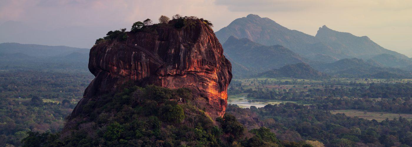 Conquering Sigiriya: The Lion Rock of Sri Lanka