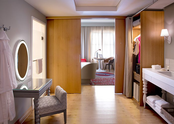 virgin hotels guest room