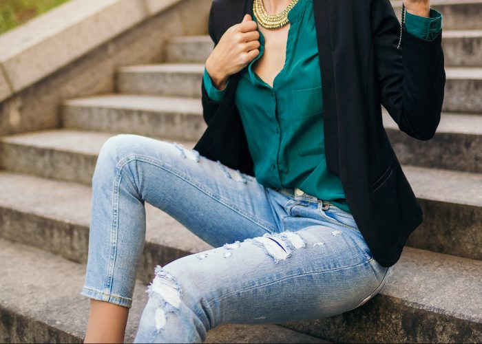 12 Stylish Jeans So Comfortable You Can Sleep in Them