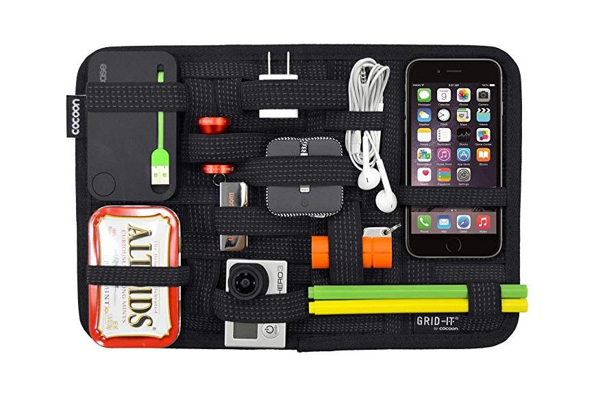Cocoon cpg10bk grid-it! accessory organizer