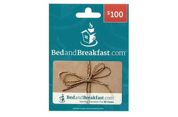 Bedandbreakfast com gift card 28 images the item is no for How to buy a bed and breakfast