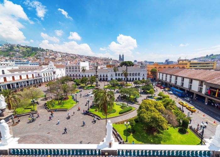best countries for Americans to move to ecuador