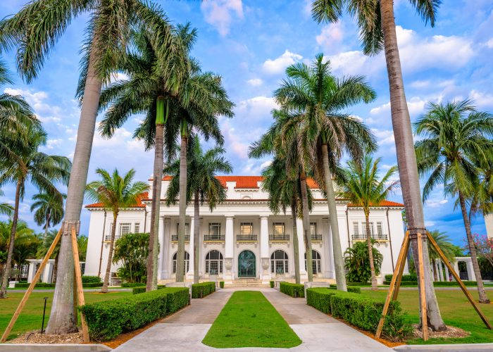 Flagler Museum Palm Beach