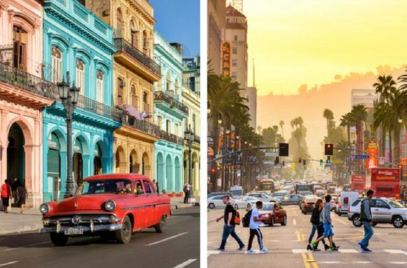 Airline Route Cuba