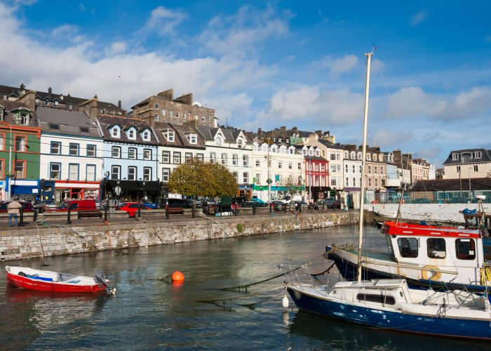 best countries for Americans to move to ireland