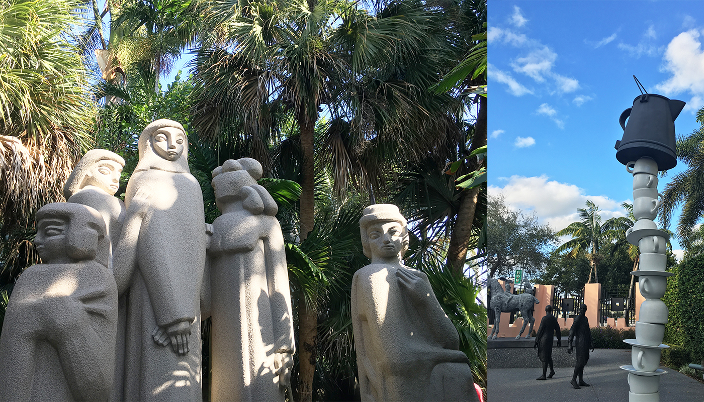 Sculptures palm beach florida