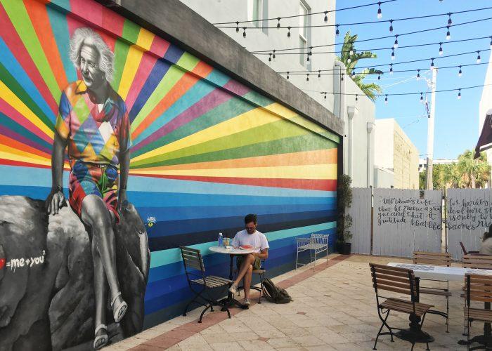 Palm Beach FL street art