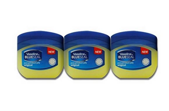 petroleum jelly travel toiletries