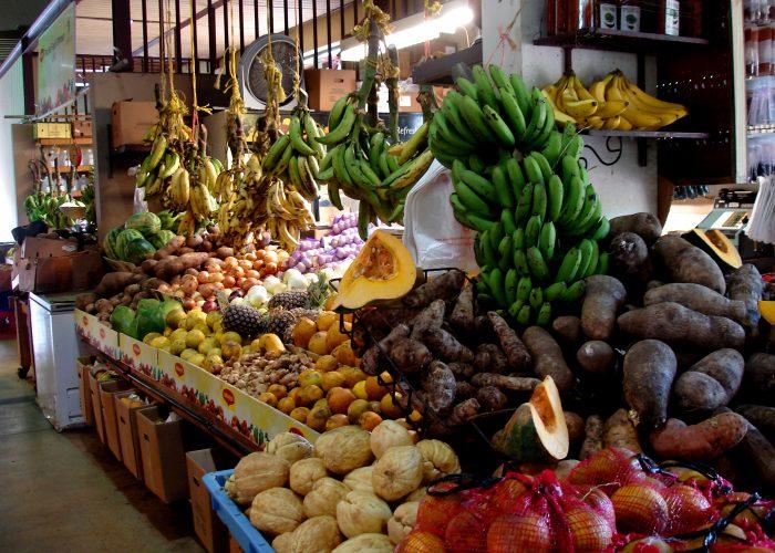 La Placita market Puerto Rico