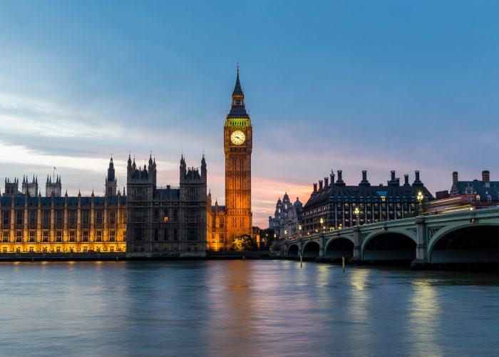 London Big Ben Passport