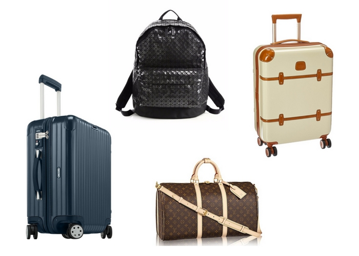 how to travel like a celebrity luggage