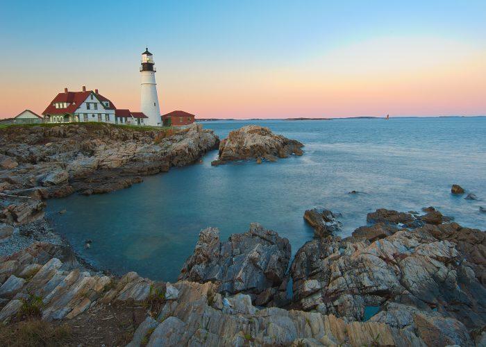 New England Coastal Cruise