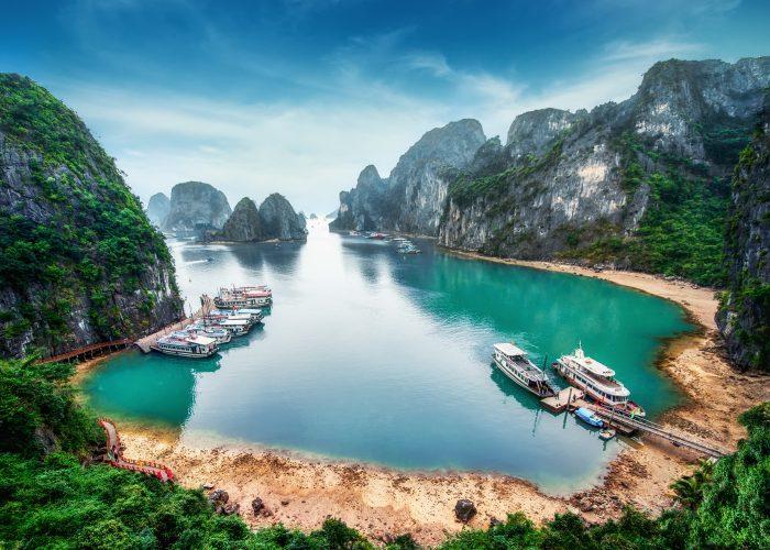 Southeast Asia Maiden Voyage