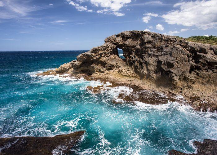 Cueva del Indio Cave Puerto Rico