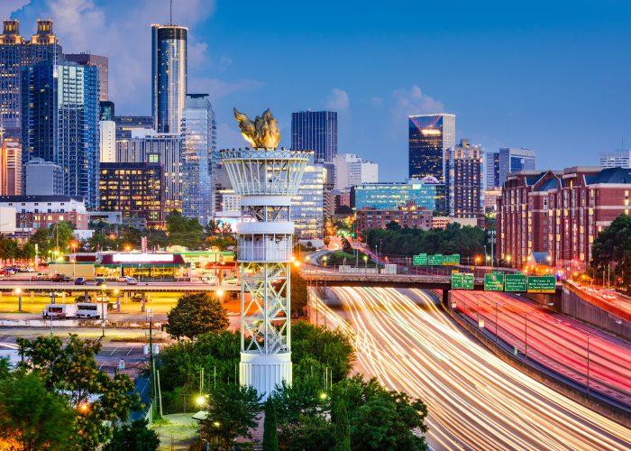 Atlanta Warnings and Dangers