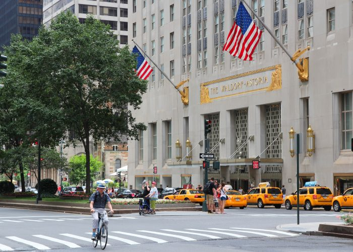 Waldorf Astoria to Close for 2-Year Remodel on March 1