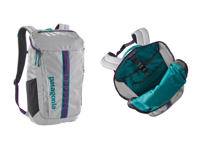 best travel day packs patagonia black hole