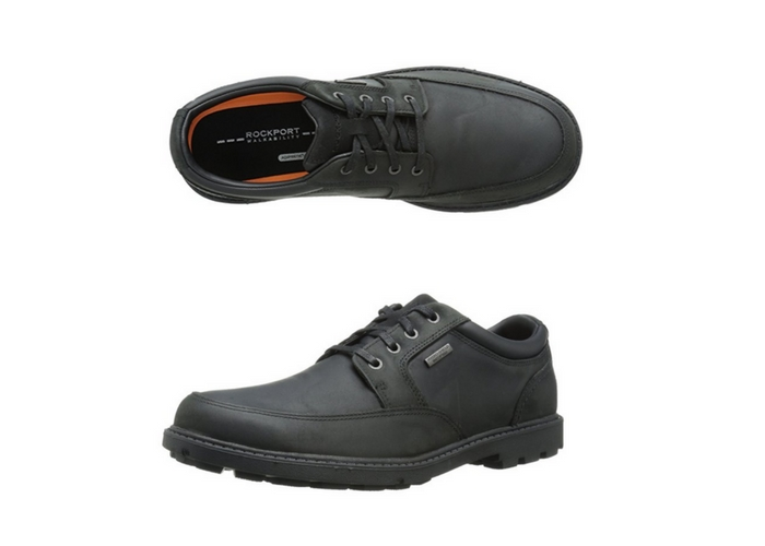 packable rain gear leather shoes