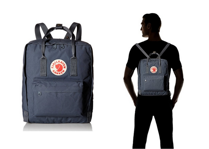 best travel day packs fjallraven kanken