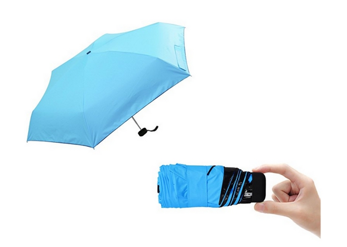 packable rain gear umbrella