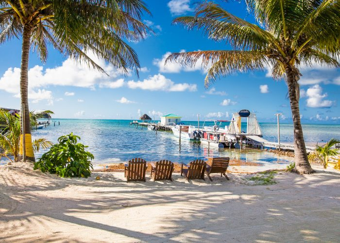 spring destinations belize