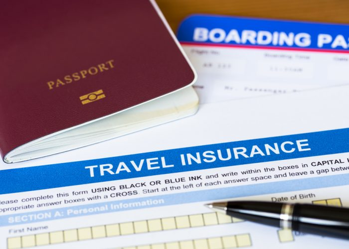 booking a flight insurance
