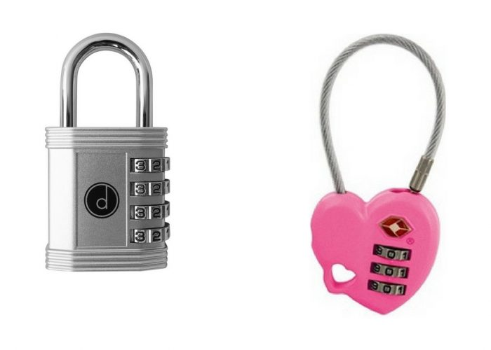 travel products Luggage Locks