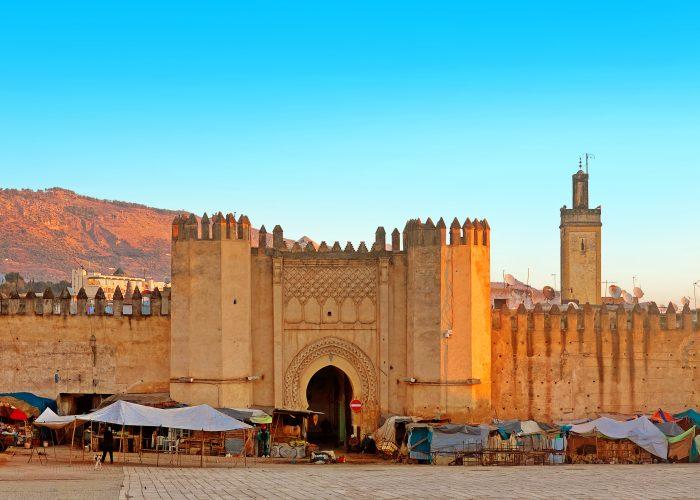 spring destinations morocco