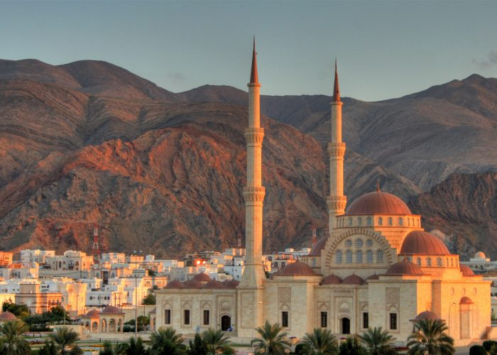up-and-coming destinations in 2017 oman