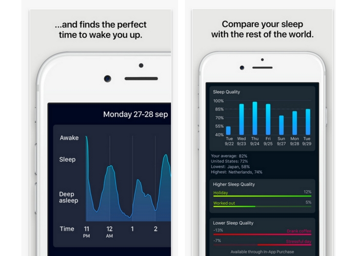 best health apps sleep cycle