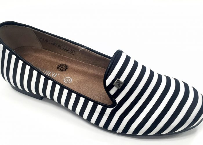 Arcopedico Stripe Flat