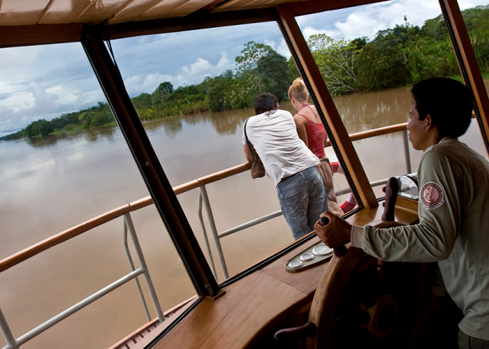Whats it Like to Cruise the Amazon River