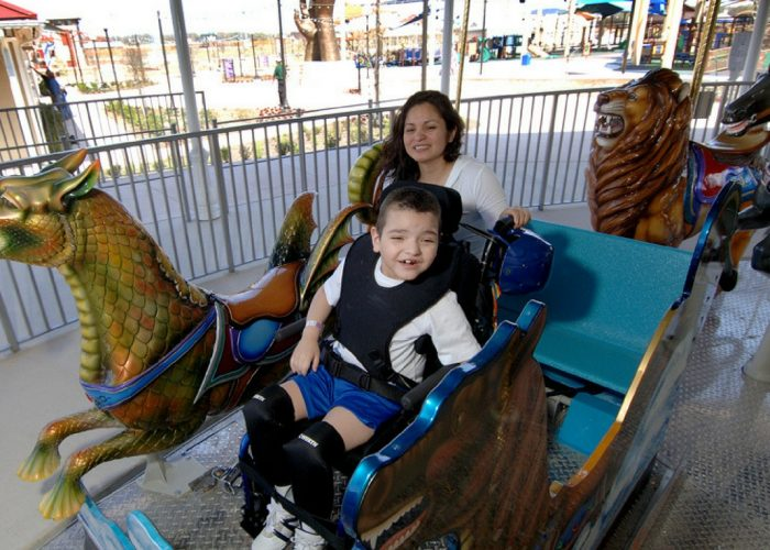 Special Needs Travel Theme Park
