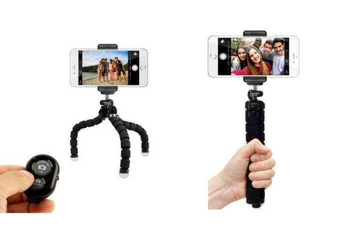 best travel tech gadgets tripod for phone