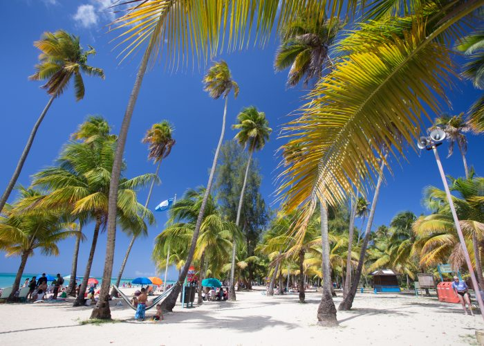 Best Puerto Rico Beaches Luquillo Beach