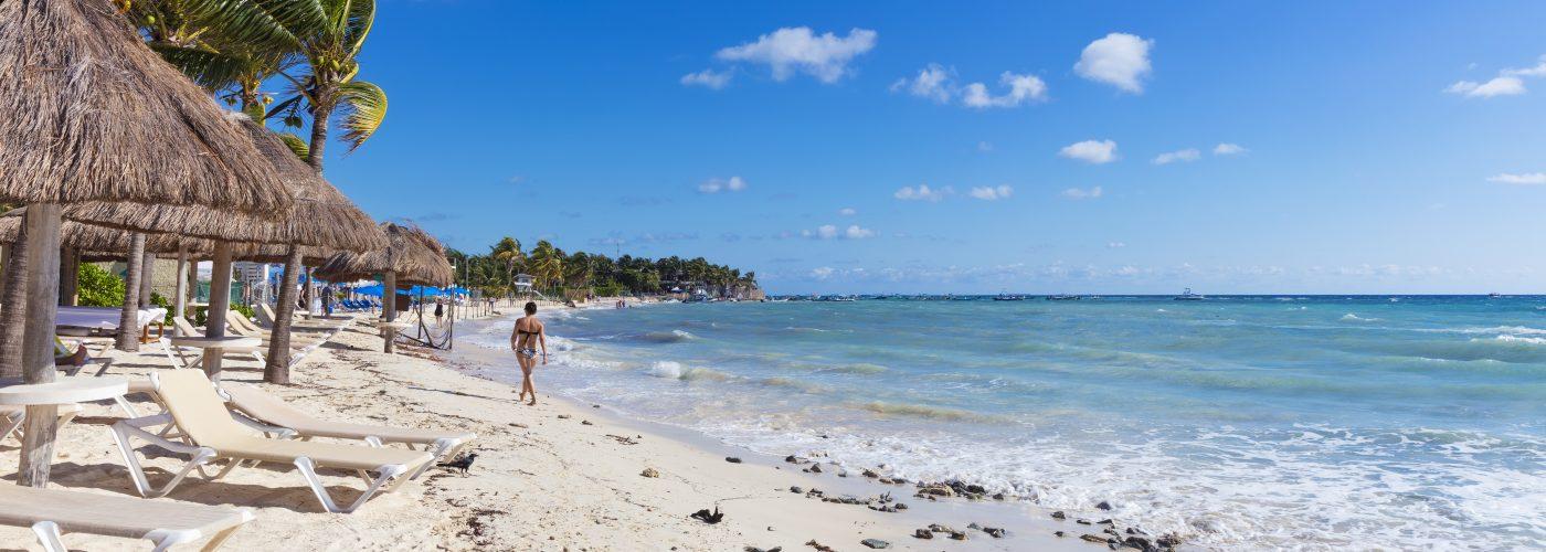 5-Star Playa del Carmen All-Incl. Beach Resort