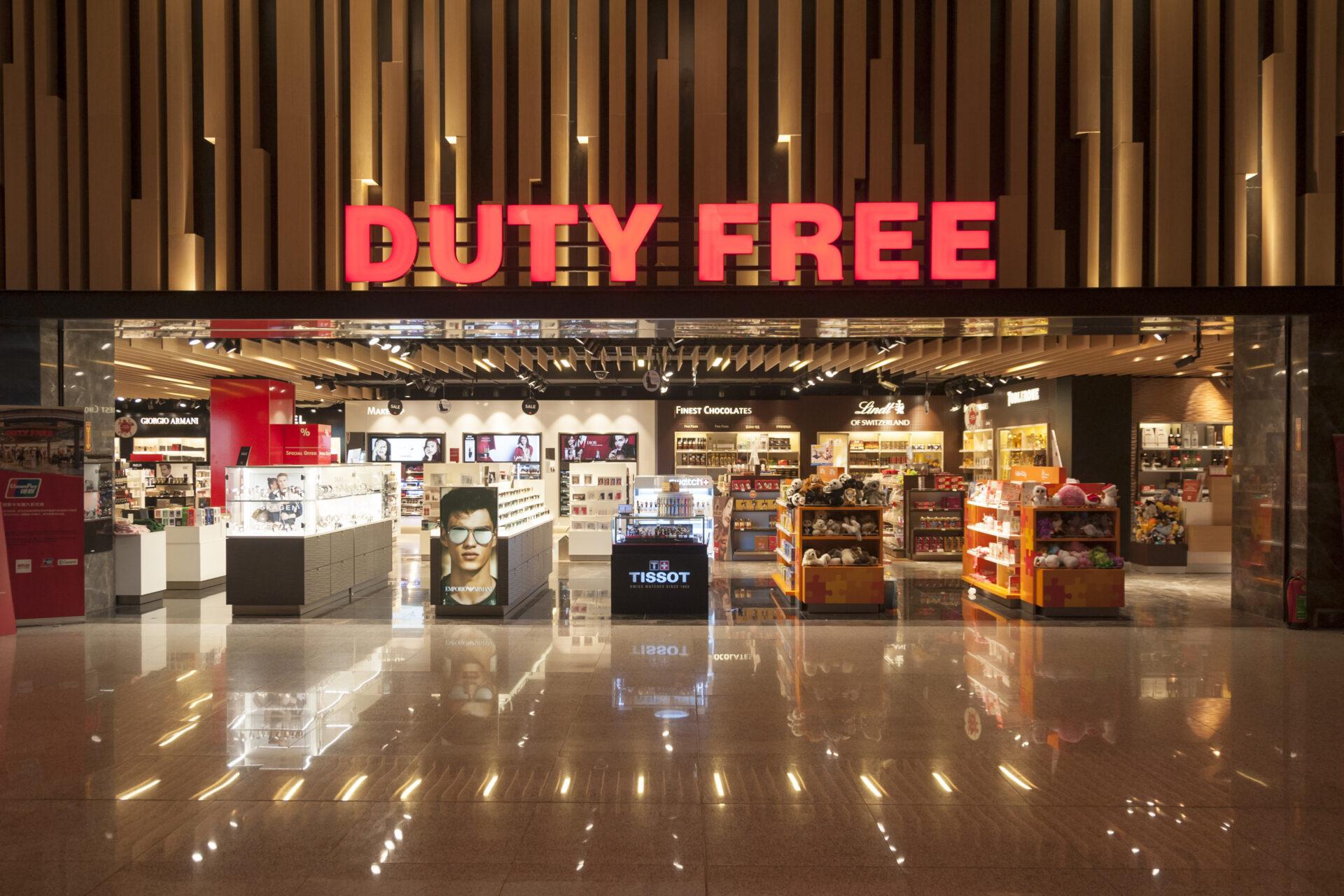 things to buy in duty free