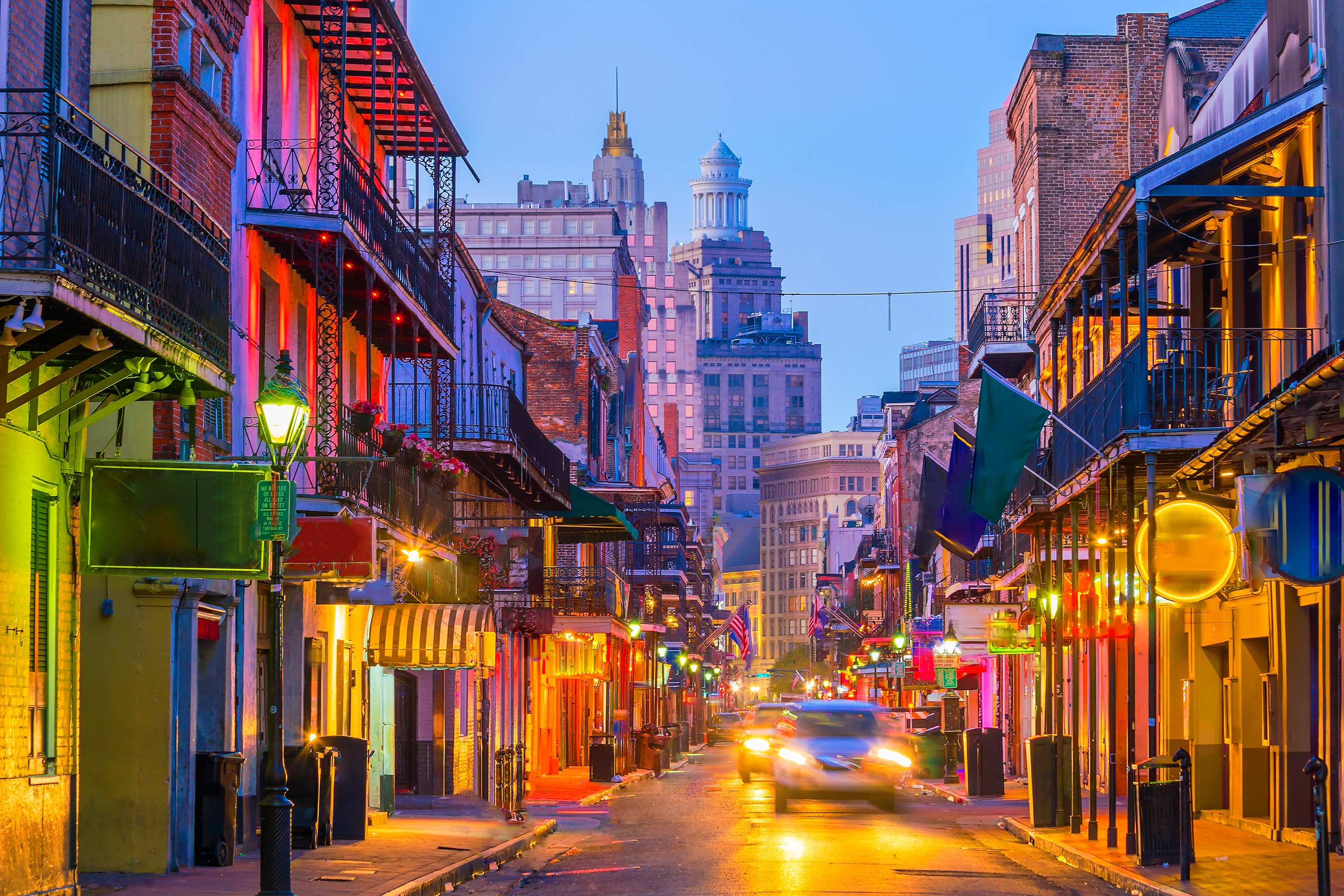 Tips on new orleans warnings or dangers stay safe for What to do on new orleans