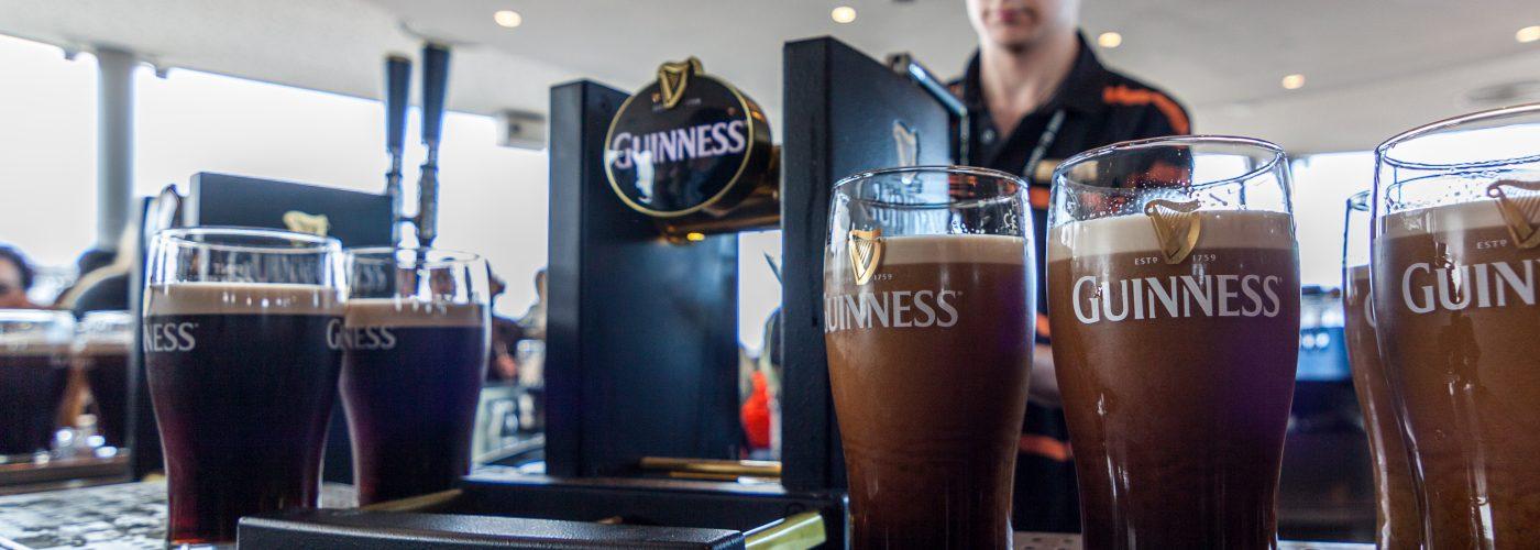 St. Patrick's Day in Ireland Guinness Festival