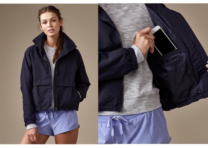 lightweight spring jackets effortless jacket lululemon